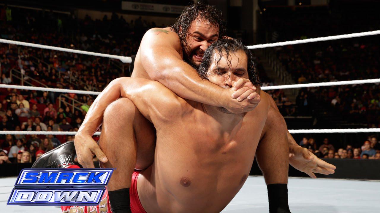 The khali wrestler great The Great