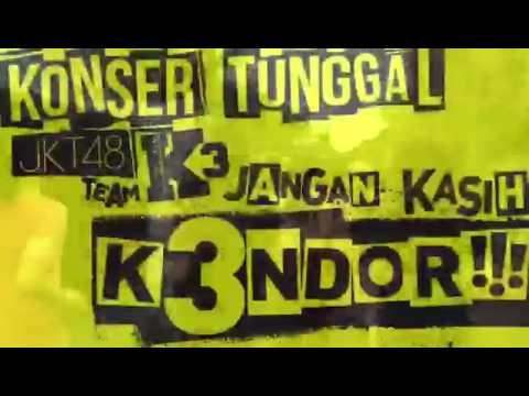 Team K3 Latihan Fisik Untuk Konser #JanganKasihK3ndor