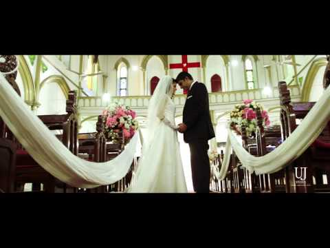 Joyce & Faraz | A Pakistani Christian Wedding Film 2017 | Usman Jamshed Studio
