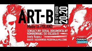 ART-B. Made in Poland | seria dokumentalna | zwiastun CANAL+ DISCOVERY