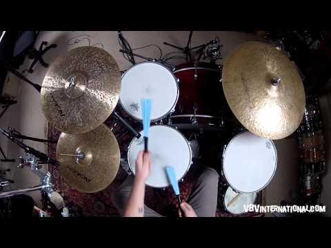 Nylon Rock Brushes Video