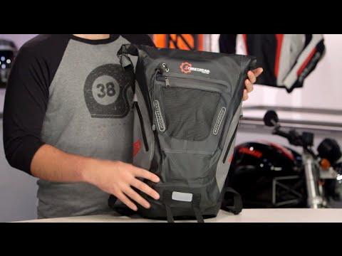 Firstgear Torrent Backpack Review at RevZilla.com