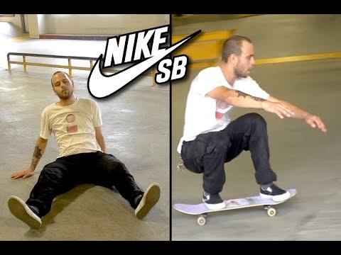 I Got to Skate Nike's Private Skatepark!