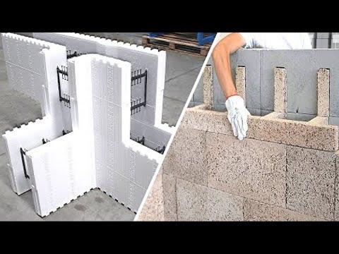 Топ 5 современных строительных технологий . Технологии строительства.