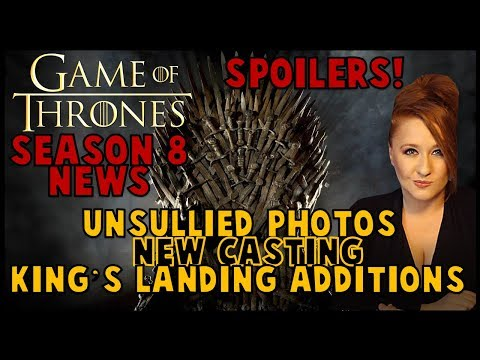 Game of Thrones News: New Casting, King's Landing Addition & More!