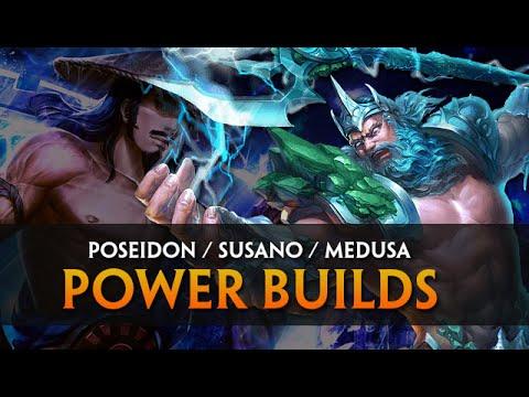 Poseidon Build Smite Joust Wwwgenialfotocom