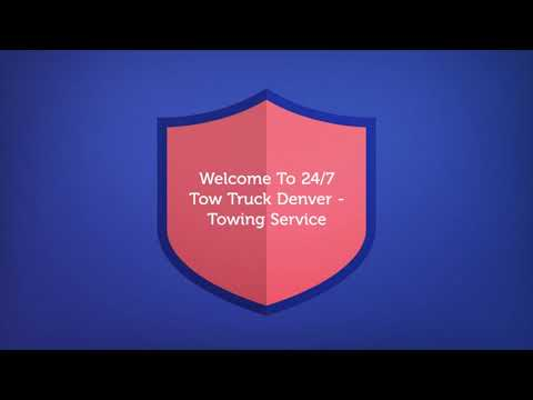 24/7 Tow Truck Denver - Towing Service in Denver, CO