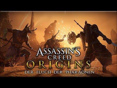 Der Fluch Der Pharaonen Assassins Creed