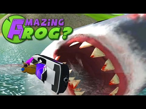 Amazing Frog - GIANT SHARK - PC Gameplay Part 19 from YouTube · Duration:  21 minutes 8 seconds