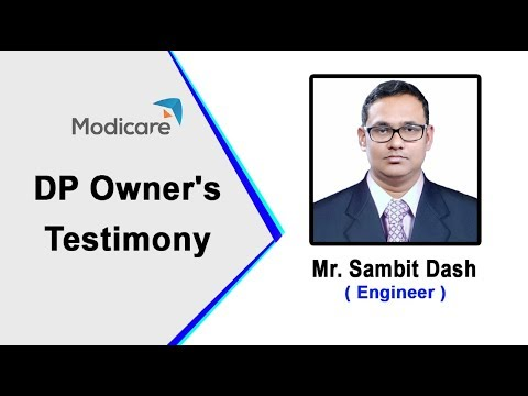 DP Owner's Testimony - Mr. Sambit Dash - Engineer