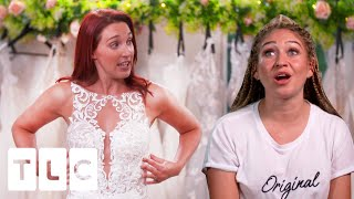 """I've Tried On Over 200 Dresses"": Dress-Blind Bride 