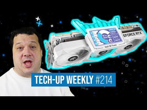 RTX 3090 mit Display | Seltsame Intel-CPU | Gaming-Möbel von IKEA – Tech-up Weekly #214