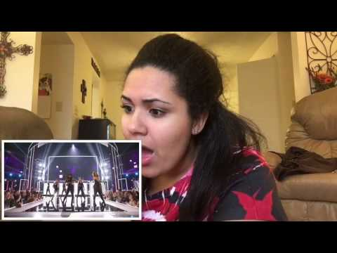 FIFTH HARMONY (WORK FROM HOME) 2017 PEOPLES CHOICE AWARDS PERFORMANCE REACTION!!!