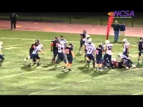 Dominic Esposito 2012-2013 Football Highlights