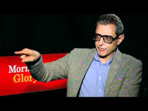 'Morning Glory' Jeff Goldblum Interview