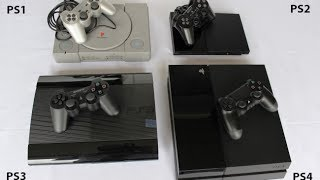 The Evolution of Sony PlayStation's Design