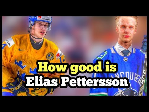 How Good Will Elias Pettersson Be For The Vancouver Canucks Next Season