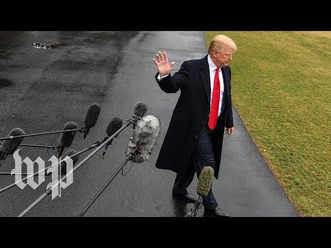 Washington reacts to aluminum and steel tariffs