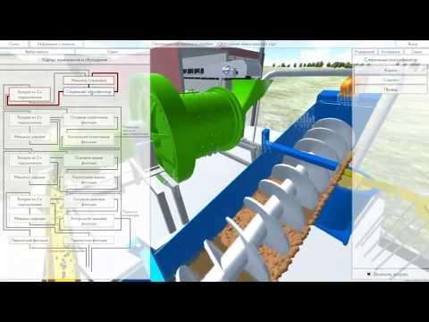 Программно-методический комплекс «Обогащение медно-цинковых руд»