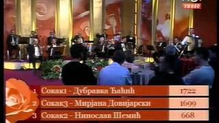 Mica Jankovic i Veliki narodni orkestar RTV - Vojvodjanski splet - solo harmonika