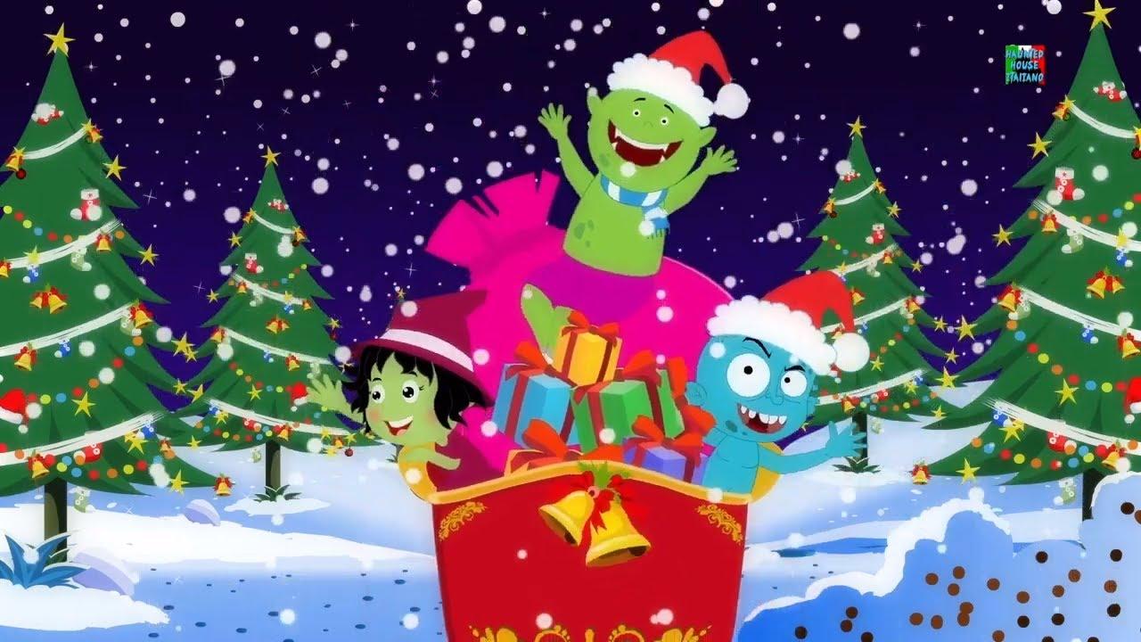 Jingle bells italiano | canzoni di natale | filastrocche in italiano | canti natalizi per bambini
