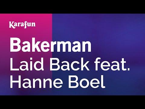 Karaoke Bakerman - Laid Back *