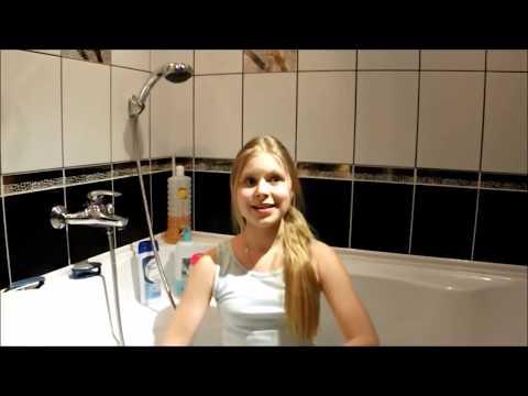 Ice Bucket Challenge By Ynnalova- Desafio da piscina