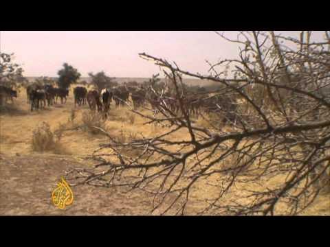 Sahel region faces severe drought