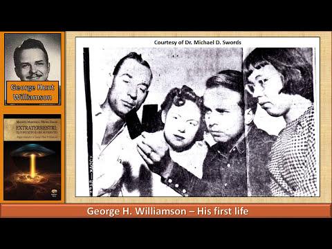 07: George Hunt Williamson (and George Adamski) - English Version