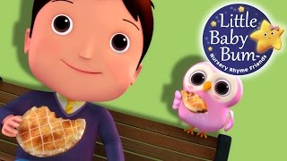 Simple Simon | Nursery Rhymes | By LittleBabyBum!