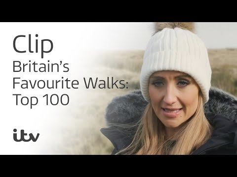 Catherine Tyldesley's Pendle Hill Witches Trail | Britain's Favourite Walks: Top 100 | ITV