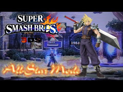 how to get cloud in super smash bros