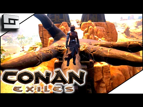 CONAN EXILES GAMEPLAY - Getting Better Gear! #6
