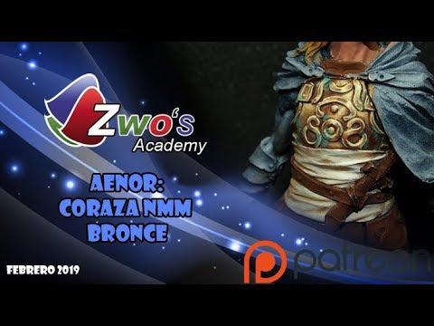 Videotutorial #54 - Coraza NMM Bronce - Aenor - Corto/Trailer