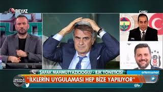 Şekip Mosturoğlu ve Şafak Mahmutyazıcıoğlu canlı yayında birbirine girdi