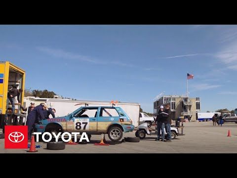 Did You Know Toyota Fields A Factory Team In 24 Hours Of Lemons?