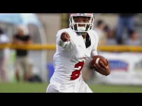 Anthony Richardson Highlights (Eastside High School - Boys Varsity Football)