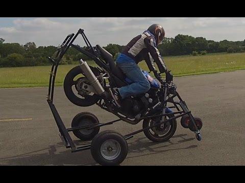 画像: stoppie school - Stunt Asylum youtu.be