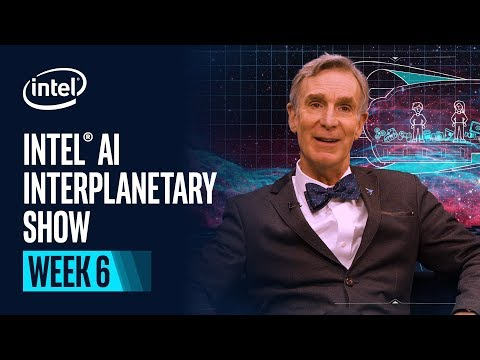 AI and Safety in Space | Intel® AI Interplanetary Show | Intel Software