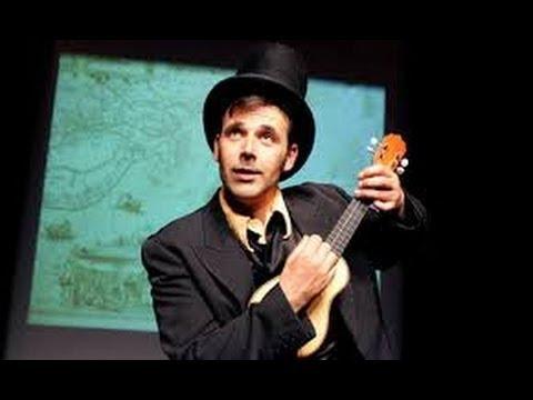 Comedian Rob Newman   BBC  & Life Story  Robert Newman & Badeil