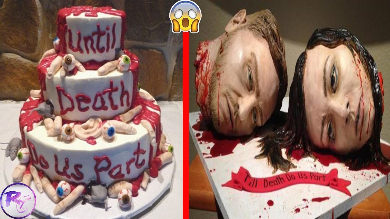 Worst And Ugliest Cakes Ever Youtube