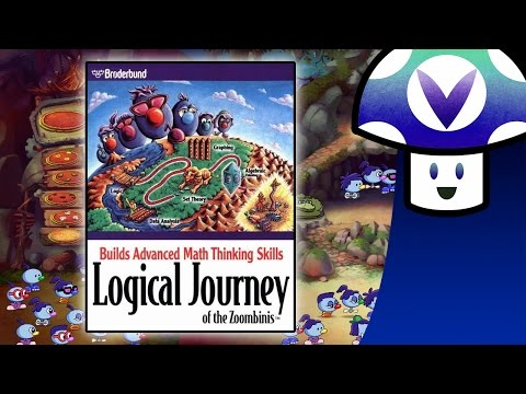 [Vinesauce] Vinny - The Logical Journey of the Zoombinis (2015)