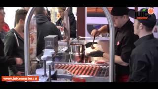 Модули для продажи хот-догов ПИР 2014