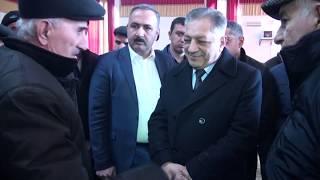 Cavanşir Feyziyev 115 saylı Şəki kənd 2-ci seçki dairəsi
