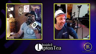 Paul from Drums & Rums Podcast - Inside The Lipton Tea Interview