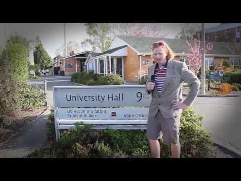 Hall Life at UC