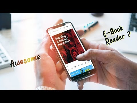 The ULTIMATE EBook Reader App For Android 2018 📚 FullReader – Best E-book Reader Review [ENGLISH]