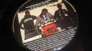 Mike Grant - The Struggle of my People (Mr G
