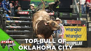 BULL OF THE EVENT: Hocus Pocus Scores 46 Points In Oklahoma City | 2020