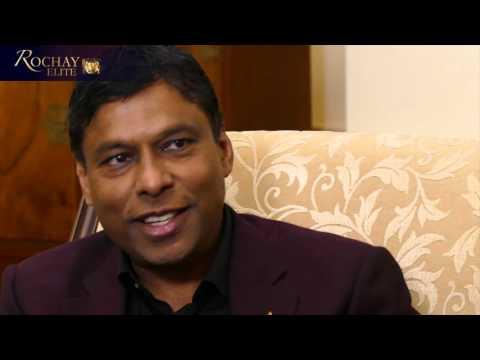 Naveen Jain in Conversation with Kevin Rochay